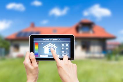 Elektronisches Haus Kontrollsystem